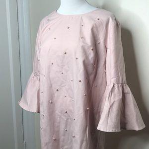 NWOT Pearl Tunic Dress Large